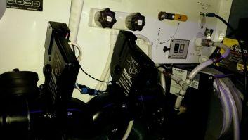 Electronic Dump Valves installed!