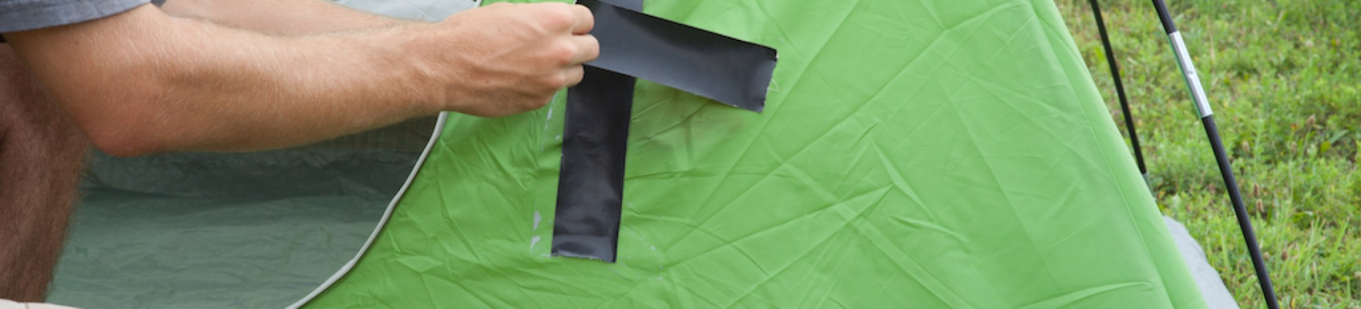 gaffer tape uses outdoors