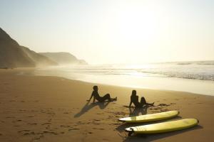Martinhal Sagres surfing