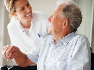 Anziani e case di riposo
