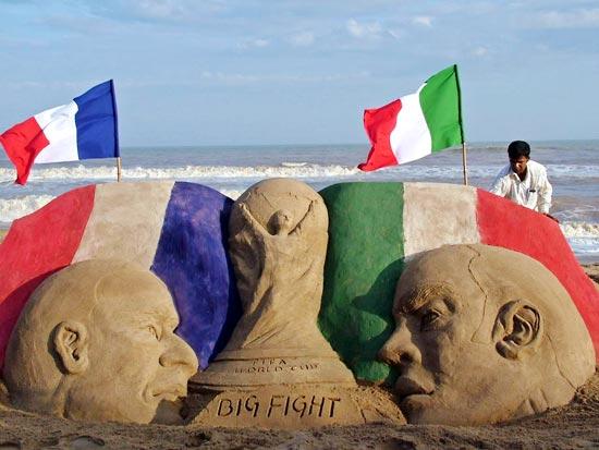 Italia vs Francia