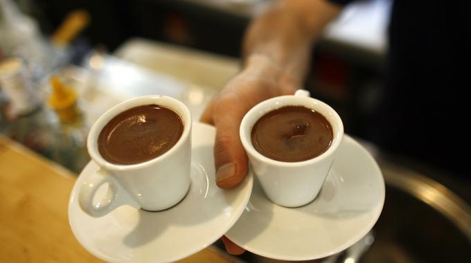 Caffè in sospeso