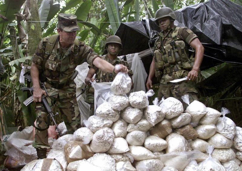 colombia narcos