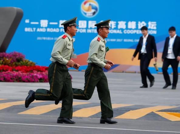 Cina Forum nuova Via della Seta