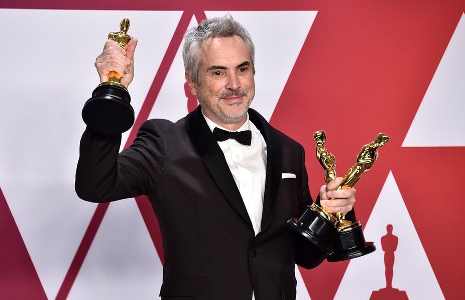 Alfonso Cuaron (Roma) - Oscar