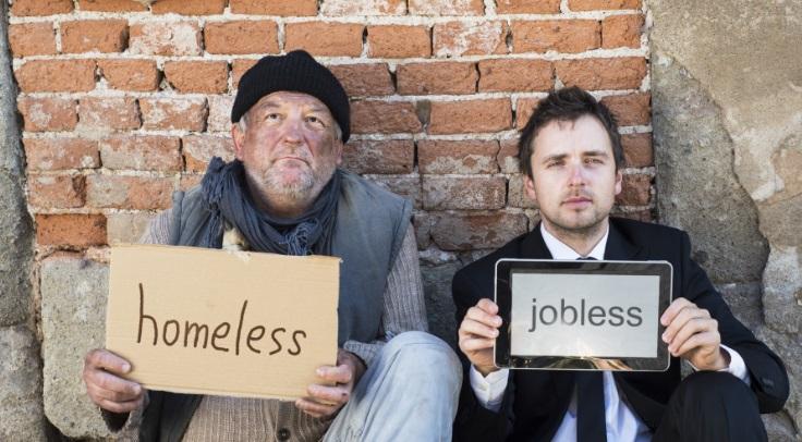 finti poveri