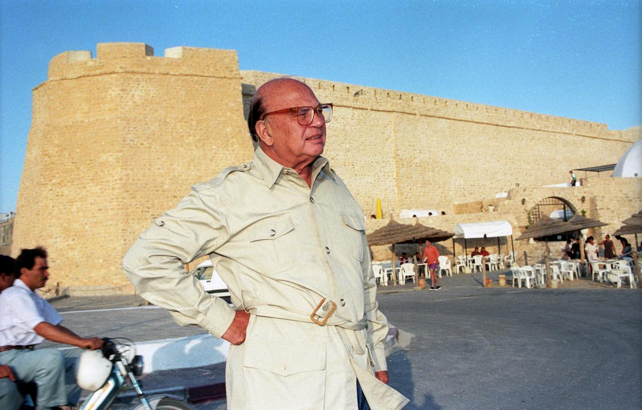 Craxi Hammamet