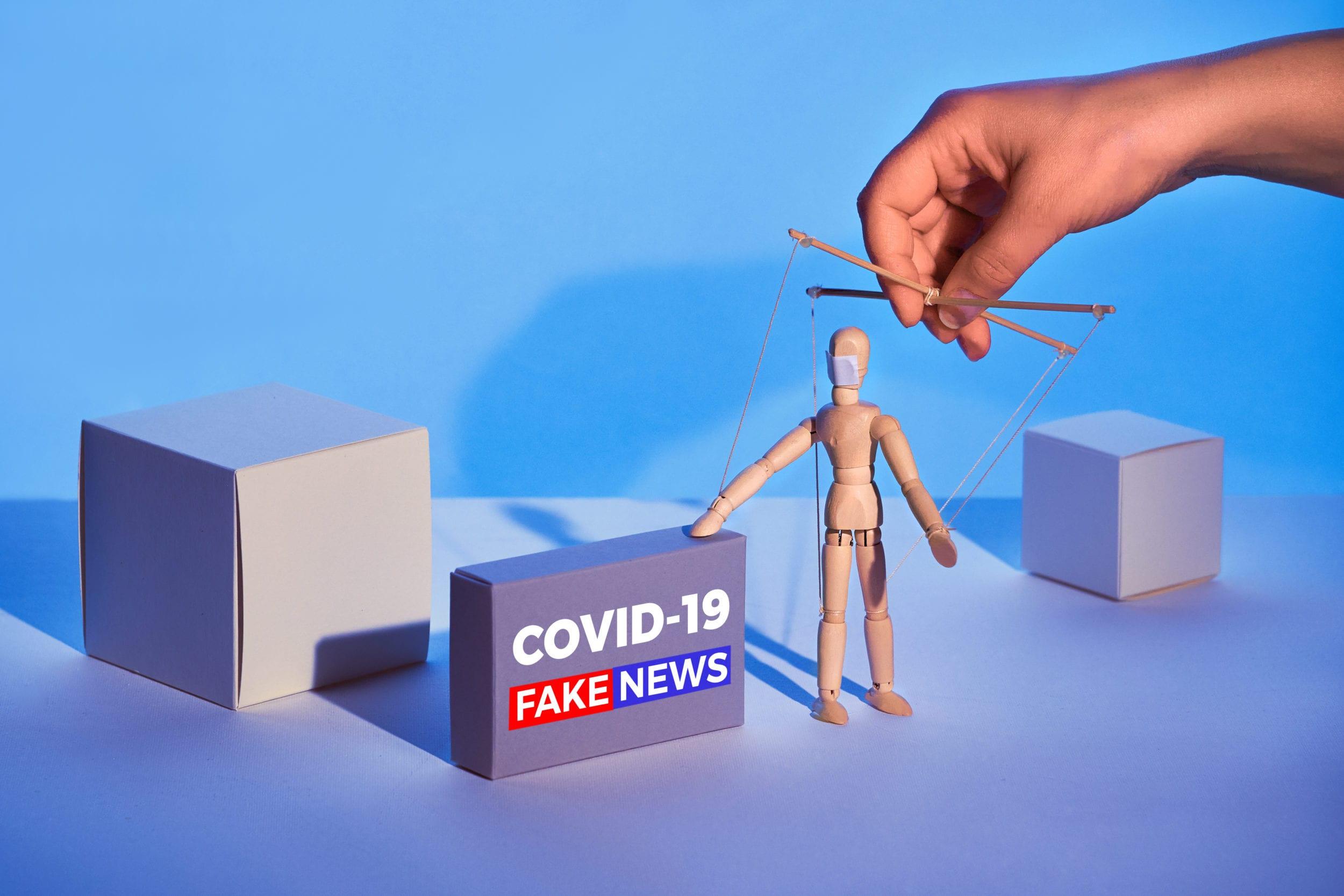 coronavirus fake