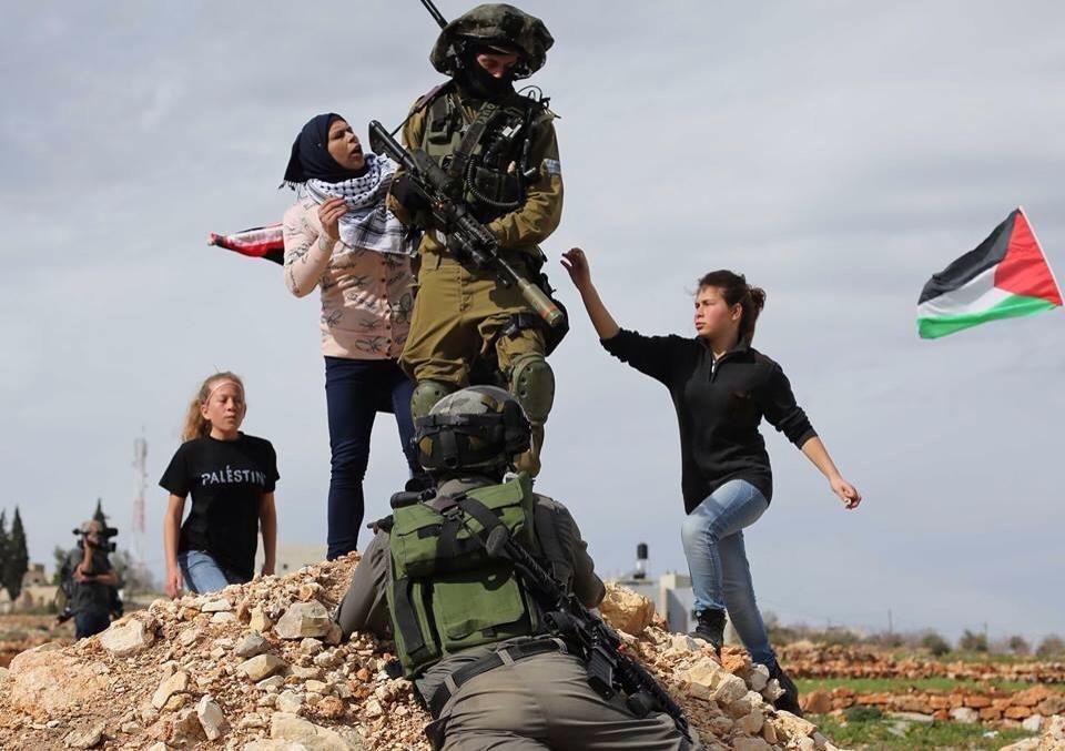 conflitto israele palestina