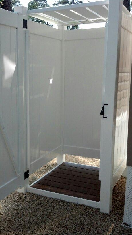 mobile home kitchens menards kitchen sink photo gallery of park model outdoor shower enclosures for ...