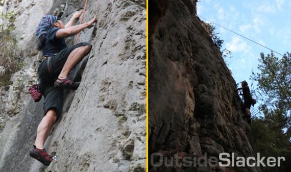 Sagada Rockclimbing 1