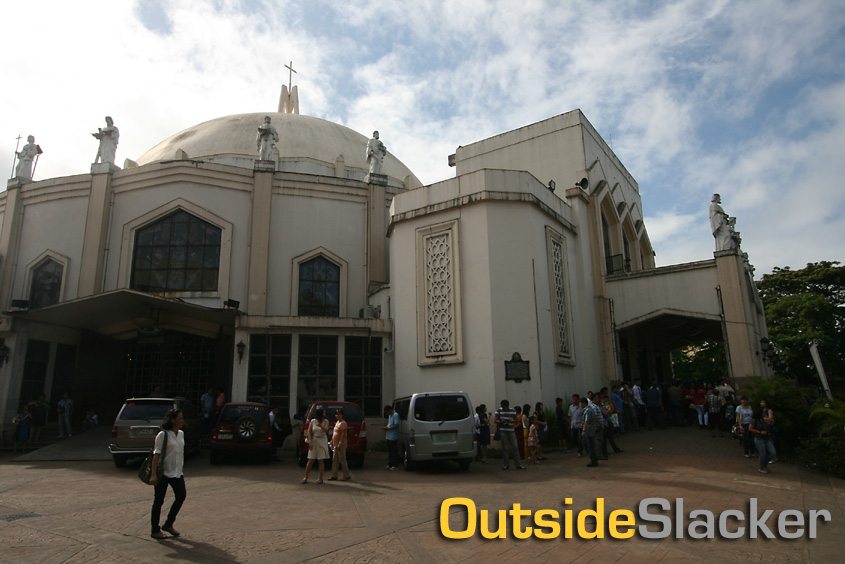 Immaculate Conception Cathedral - Antipolo Rizal