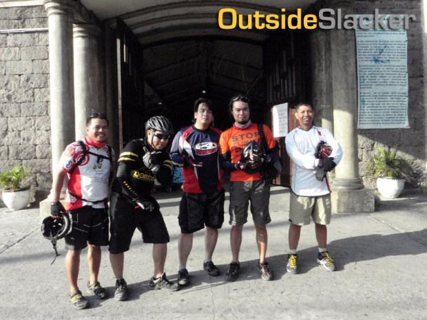 Bisikleta Iglesia Riders: Biking is also a religion