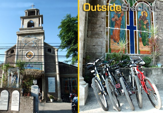 Our Lady of the Holy Rosary Church- Cardona, Rizal