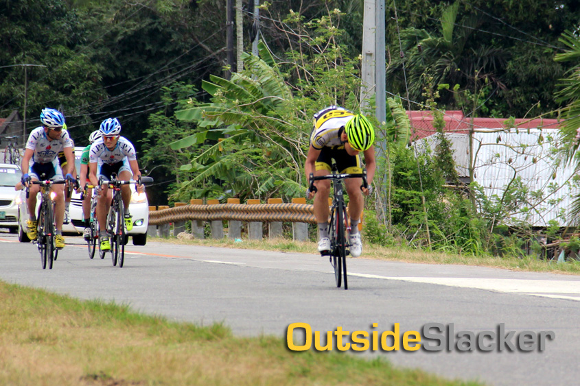 Spinters at Sprinters at Le Tour de Filipinas 2013