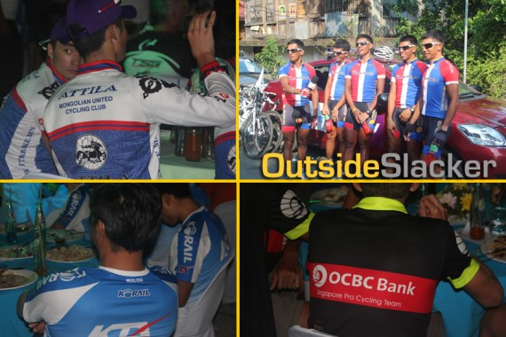 Le Tour de Filipinas teams