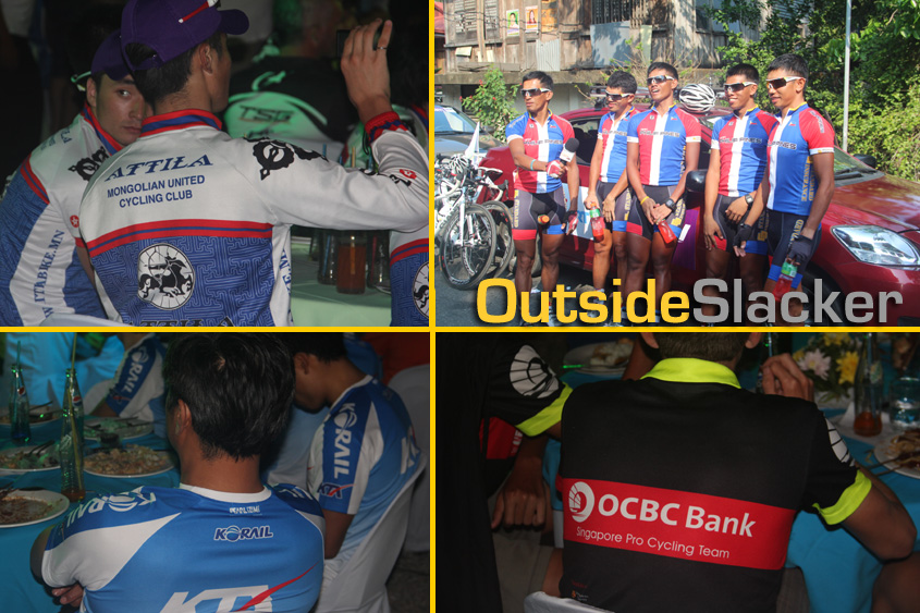 Le Tour de Filipinas teams