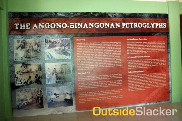 Angono Petroglyphs in Binangonan