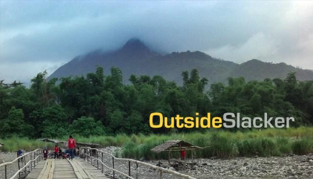 Mountain in Daraitan, Tanay, Rizal