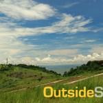 Paragliding at Antenna Hill