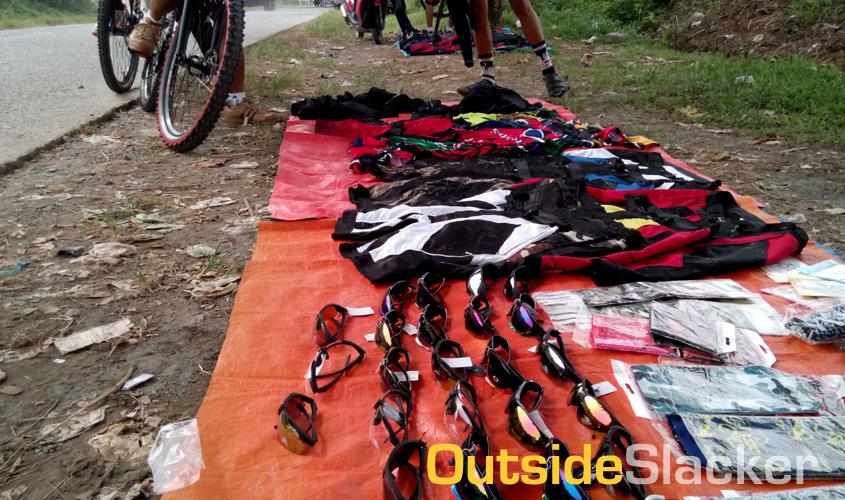 Bikers' Tiangge at Timberland