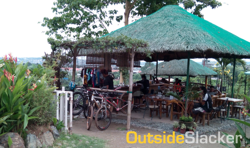 Bikers' Cafe in Timberland