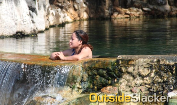 Coron's Maquinit Hot Spring