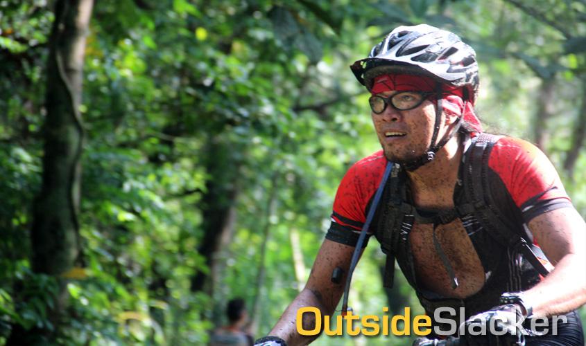 Bike Loop of the 2013 La Mesa Offroad Duathlon