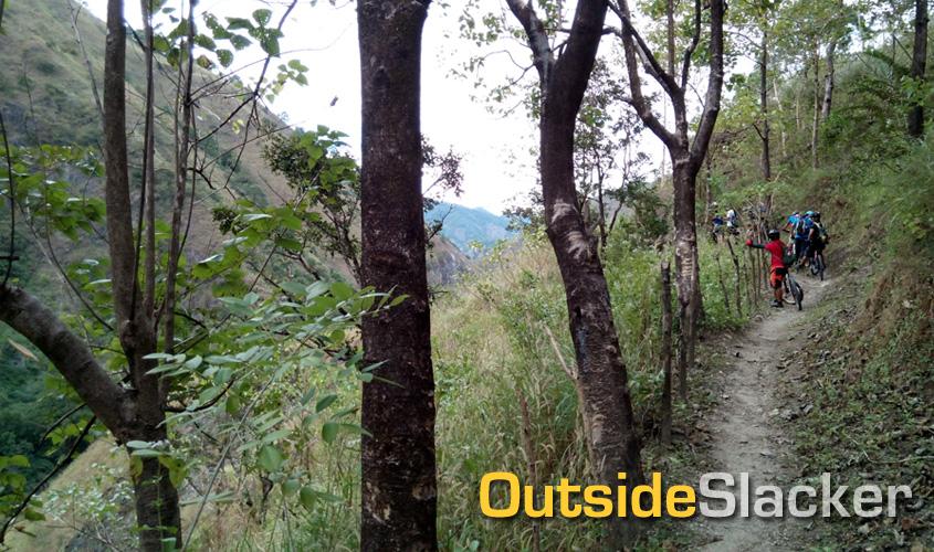 Bobok Bisal Trail in Benguet