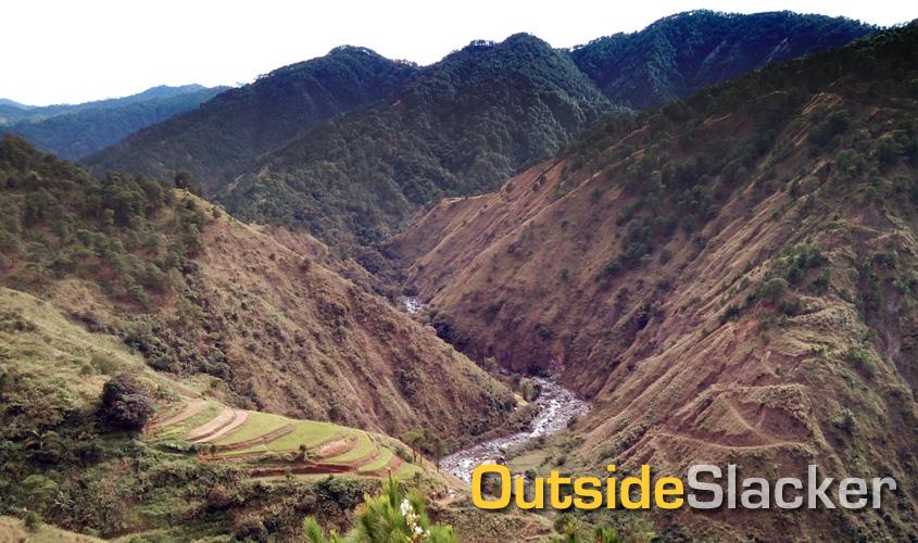Bobok Bisal Trail in Bokod Benguet, Mountain Biking in the Philippines