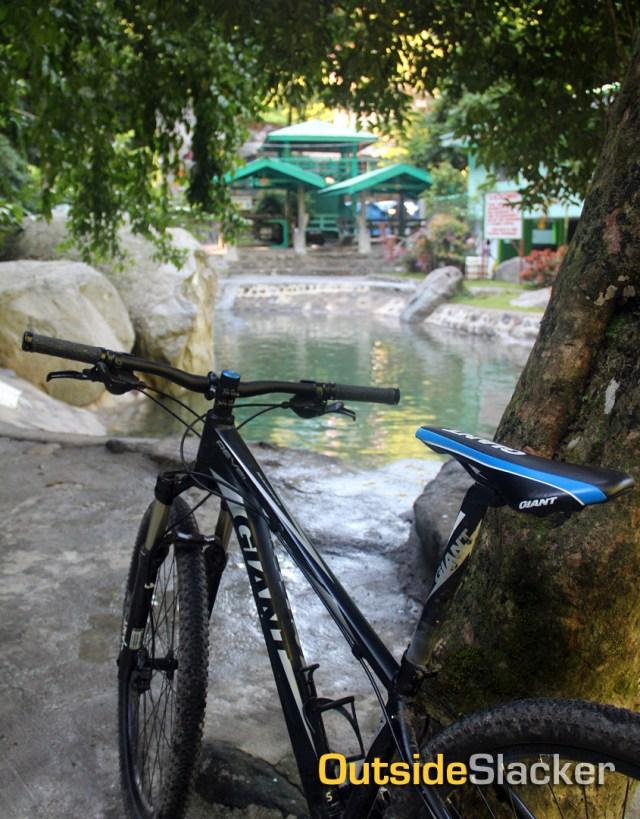 Biking to Panicuason