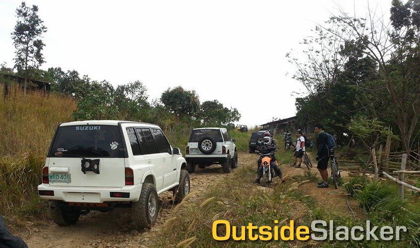 Balagbag's SUV traffic