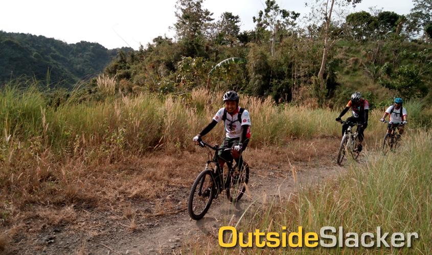 Nabutas Trail en route to Balagbag