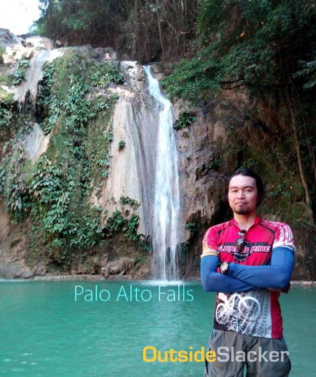 Palo Alto Falls