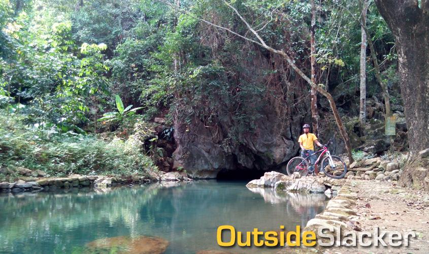 Sangab Cave Sta. Ines, Tanay, Rizal