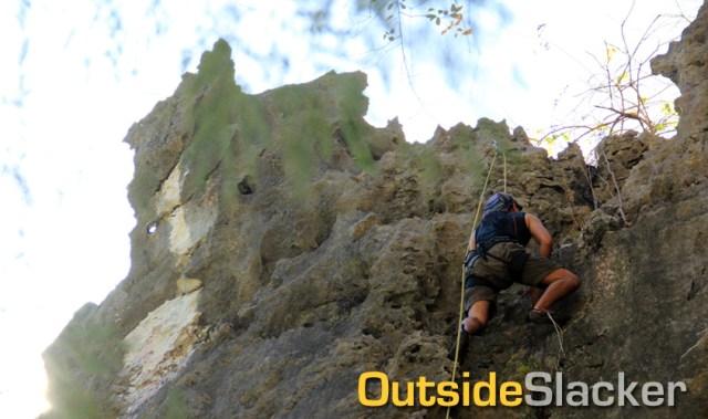 Rock Climbing in Wawa Montalban