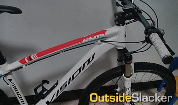 A 650b Bike