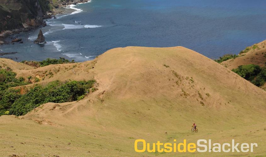 Biking Batanes: South Batan Island