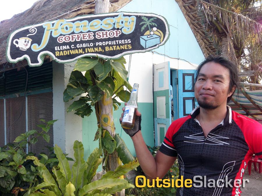 Honesty Coffee Shop in Batanes