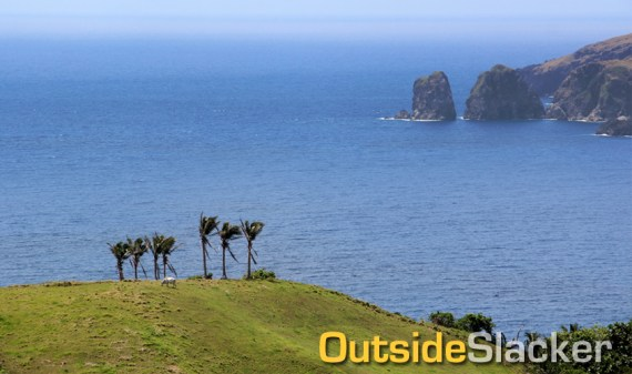 The view from Tukon Hill in Basco Batanes