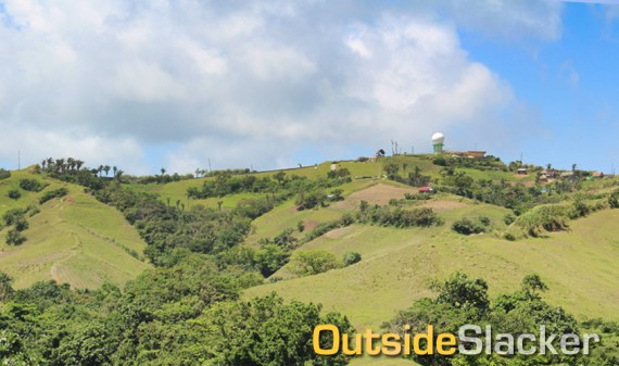 Pagasa weather station in Batanes