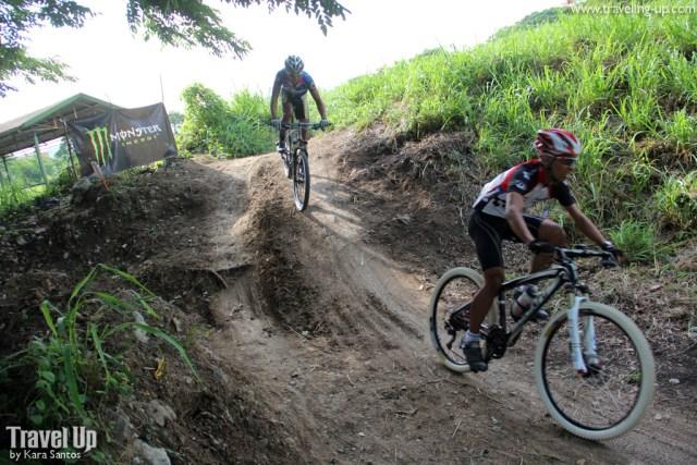 Bente Bente UP Bike Trail Race