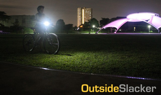 Night Ride in UP Diliman