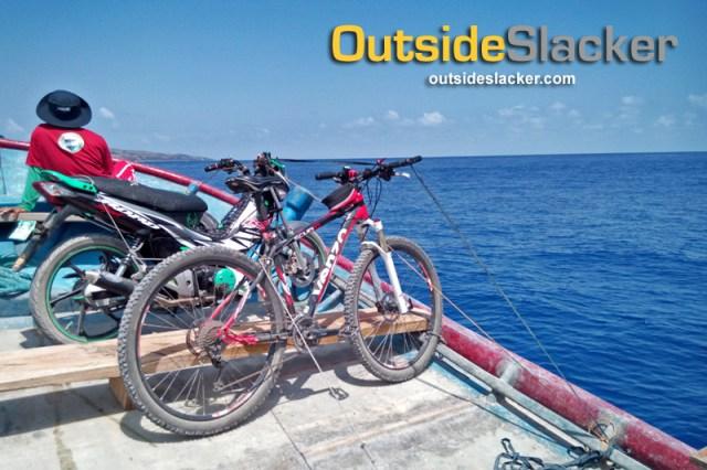 Biking in Sabtang Batanes