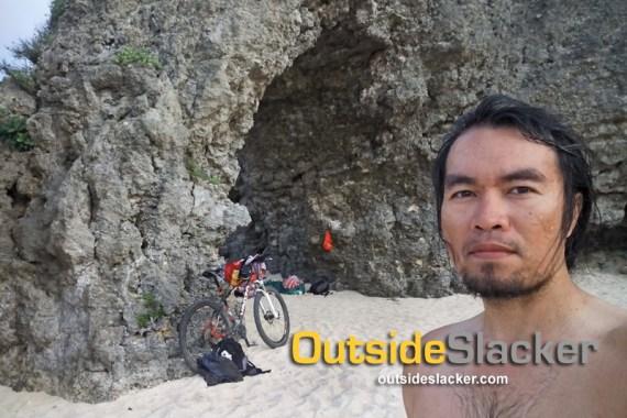 Sabtang Arch at Nakabuang Beach