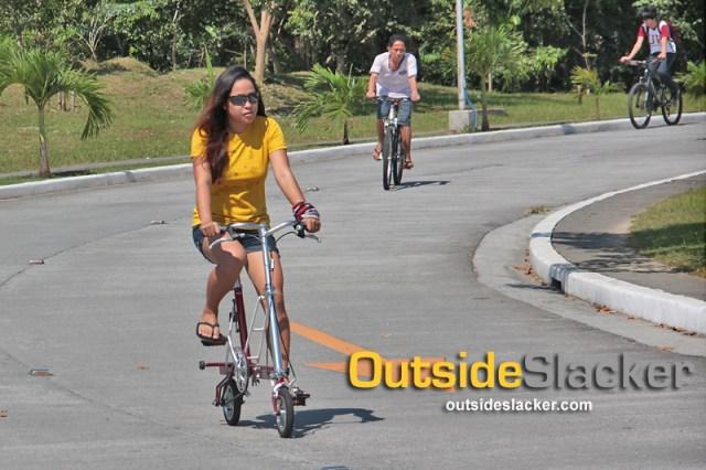 CarryMe Folding Bike