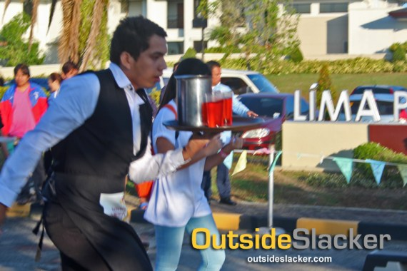 Batangas Waiters' Race
