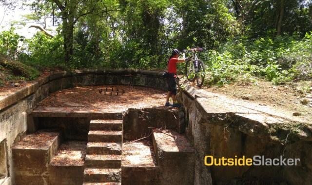 Biking Corregidor