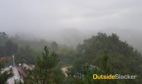 Sierra Madre Fog