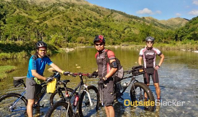 Biking to Kinabuan Falls in Sta. Ines, Tanay Rizal